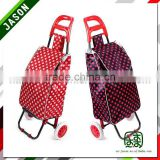 foldable luggage cart hot selling duffel travel bag