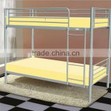 Metal Bedroom furniture double decker single bed