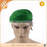 Fashion special army hat wool military beret custom mens beret