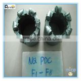 "269.9mm 10 5/8"" Steel body 6 wings pdc dimaond drilling bits"