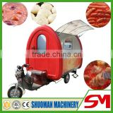 High profits and low investment street food cart trailer                                                                         Quality Choice