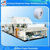 Dispenser Paper Making Machine , Jumbo Roll Tissue for Hotel Jumbo Roll Slitter Rewinder
