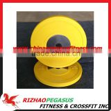15kg Yellow Elite Competition Bumper Plate