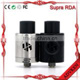 100% authentic made by Advken Supra RDA for vape Vaporizer with a Transparent Display Stand