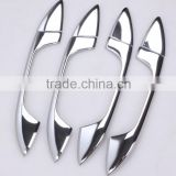 Door Handle Cover Half Type Trims 8 Pcs ABS Chrome For K5 Optima Streamer 2016 Car Accessories