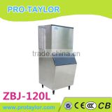 Electric 2014 CE certificate durable ice cube packing machine (ZBJ-120L)