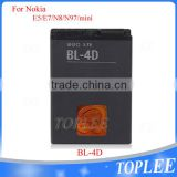 mobliephone battery bl-4d for nokia n8 battery