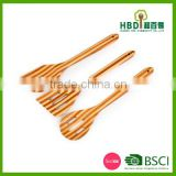 Modern kitchen design for bamboo kitchen utensils,bamboo dinner set,kitchen cooking utensils