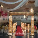 Hot sale wedding mandap pillars for wedding decoration , indian wedding mandap manufacturer , mandap sale india
