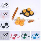 Colorful Button Keypad Replacement Button Set For PSP 3000