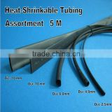 High Quality Full Color 2:1 Ratio PE Material Flame Resistant Polyolefin Heat Shrinkable Tube