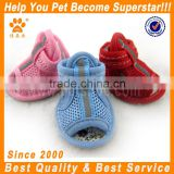JML chow chow puppies breathable flexible shoes for sale mesh fabric shoes with rubber sole