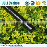 Juli professional supplier high strenght Heat-Insulation custom 3k carbon fiber oval tube/pipe