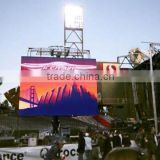 Rental use full color outdoor p12 led display xxx sex vedio rental led display