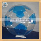 2014 Walker on water ball/balloon soccer ball for sale