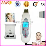 Au-006 Home use Ultrasonic Facial Skin Scraper, Facial Scraper skin rejuvenation machine