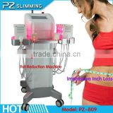 Hourglass Figure Slimming machine Dual Wavelength 650nm 940nm Lipo Laser Equipment for Beauty Salons hot in America and Euro