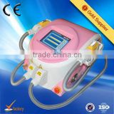Hot selling imported lamp two handles 3000w 1-10hz SHR hair removal new ipl sapphire crystal