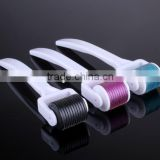 New product straight handle Medical Stainless steel 540 mts derma roller/microneedle roller-L015