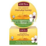 Wild Ferns Manuka Honey Purifying Face Pack 195ml - beauty healthy skin cream lotion