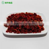Fresh Air Dried Tomato Flakes/Granules 6x6,9x9mm