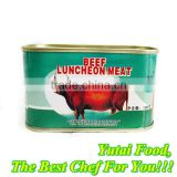 Canned Beef Luncheon Meat Nutrition Healthy Food 340G