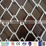 Competitive price and high quality chain link fence/dog proof chain link fencing(original manufacture with big supply)
