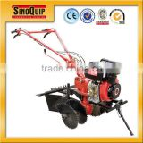 Mini Rotary Tiller In China/10HP Diesel Mini Rotary Tiller In China Model 1WG6.3(SD910Q)