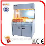 Stainless Steel Electric Chips Worker in Guangzhou(VF-10)