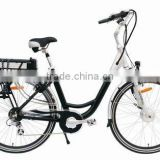Nice Design Woman Electric Bicycle with 8 fun motor