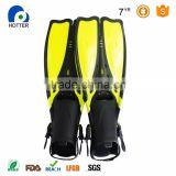 Diving Equipment open heel scuba diving fins swimming fins diving set
