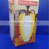 HAND HELD AUTOMATIC DONUT MAKER
