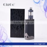 innovative products original mechanical box mod from china Bauway Ciggo Tattoo 75w vape mod large stock