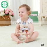 2PCS baby clothes baby vest suit wholesale