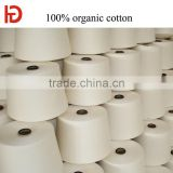 100% organic cotton yarn