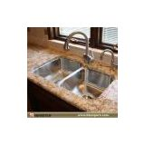 Stainless steel vegetable washing sinks