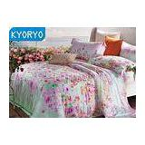 4pcs Bedding Sets Cotton Bedding Sets with Graceful Patterns for Bed Rome at Home