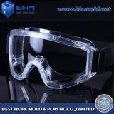 Plastic Mold for Indirect Vent Goggles