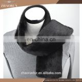 Genuine hign quality natural mink fur scarf for girl