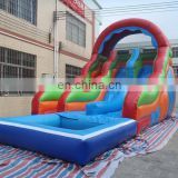 Sunway Custom Giant Toy Backyard Inflatable Water Slides Wholesale, Big Water Slides For Sale