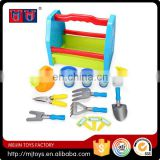 hot selling Cheap plastic garden tool toys made in china