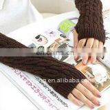 Knitted Wool Fashion Unisex Winter Gloves