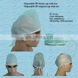 disposable PP head hat for hospital using
