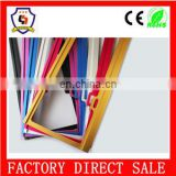 Neon colorful metal european chromed custom blank license plate frames motorcycle & cars wholesale HH-licence plate-46