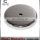 one side shielding neodymium magnet wiih a hook