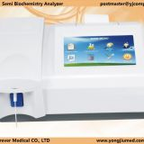 Semi Automatic Blood Chemistry Analyzer Clinical Biochemistry Analyzer with CE