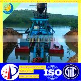 Philippines cutter suction dredger for sale