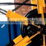 PE PPR Pipe Coiler Plastic Tube Coil Winding Machine Price