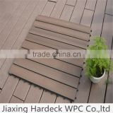 outdoor floor tile/wood composite decking tile/                                                                         Quality Choice