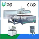 3 axis marble water jet cutting machine with CE certification                                                                         Quality Choice